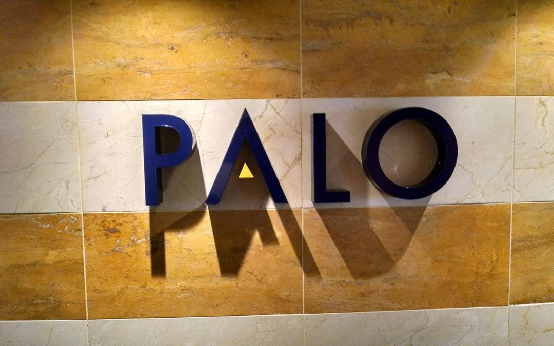 Palo Brunch on Disney Cruise Line