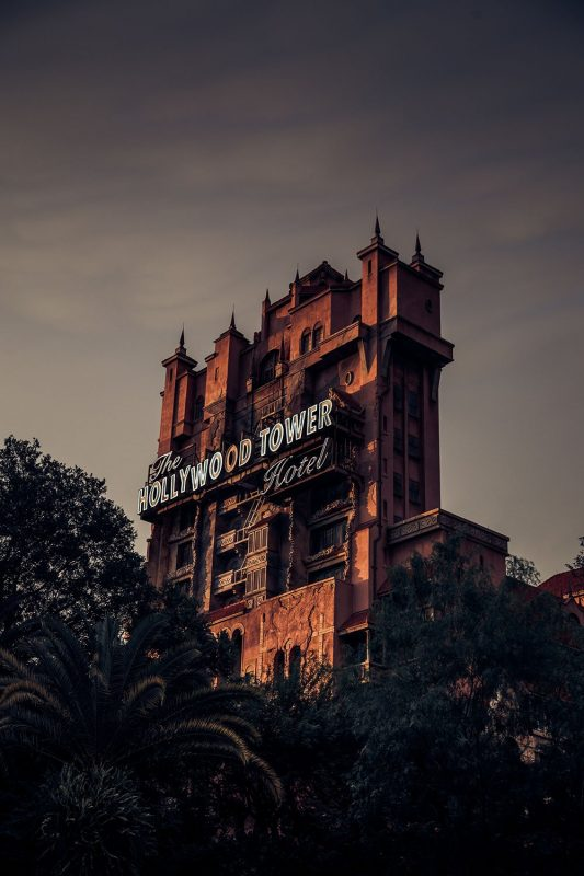 tower of terror walt disney world mistakes