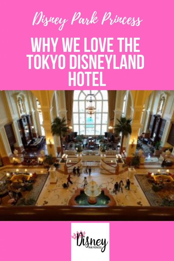 Why We Love the Tokyo Disneyland Hotel
