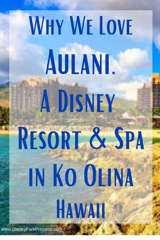 Aulani is a Disney Resort in Ko Olina, Hawaii, and it is pure magic! The beauty of Hawaii with the magic of Disney makes for the perfect family vacation. Learn why we love this resort! #aulani #disneyaulani #hawaii #koolina #travel