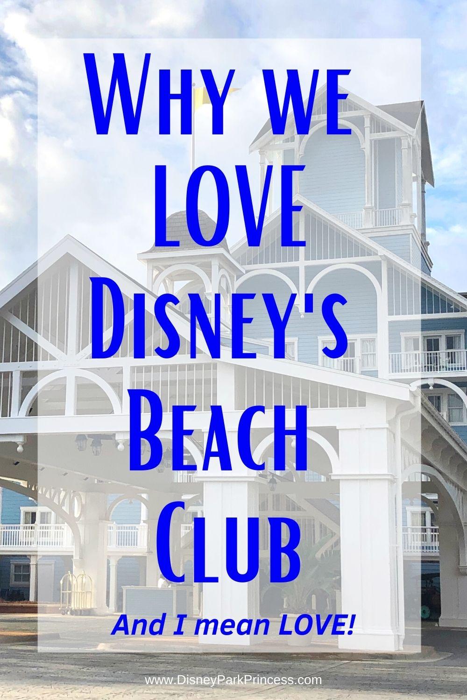 Disney's Beach Club is our FAVORITE Walt Disney World Resort! Learn why this resort is where we would stay for every single trip if we could! #disneysbeachclub #disneyworldresorts #greathotels #disneytips #stormalongbay