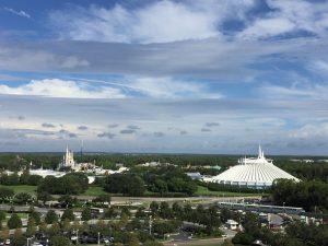 Disney's Contemporary Resort View
