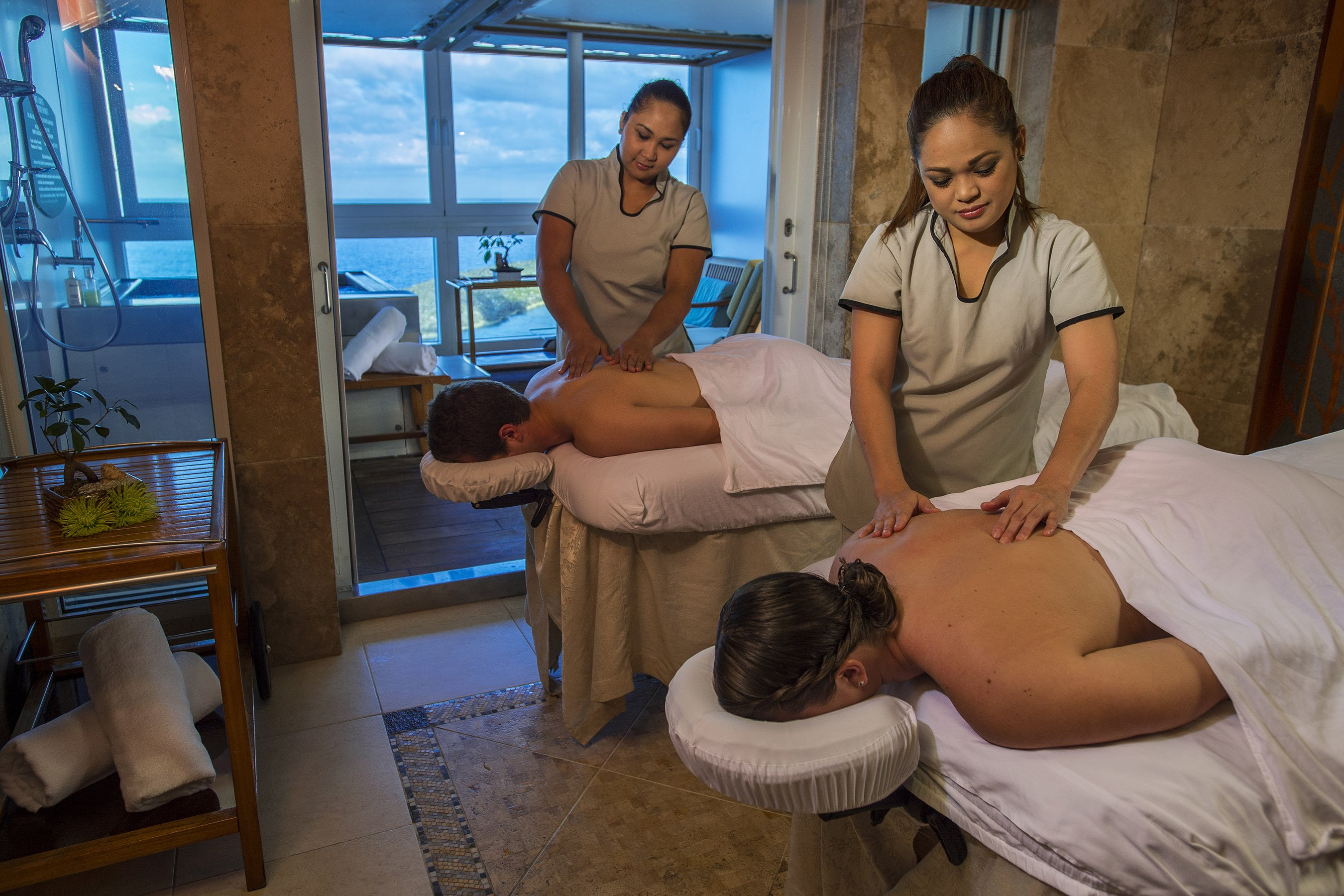 disney cruise line senses spa