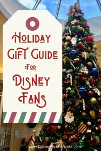 Looking for the perfect gift for the Disney lover in your life? Our 2020 holiday gift guide has something for everyone! #disney #holiday #giftguide #disneylover