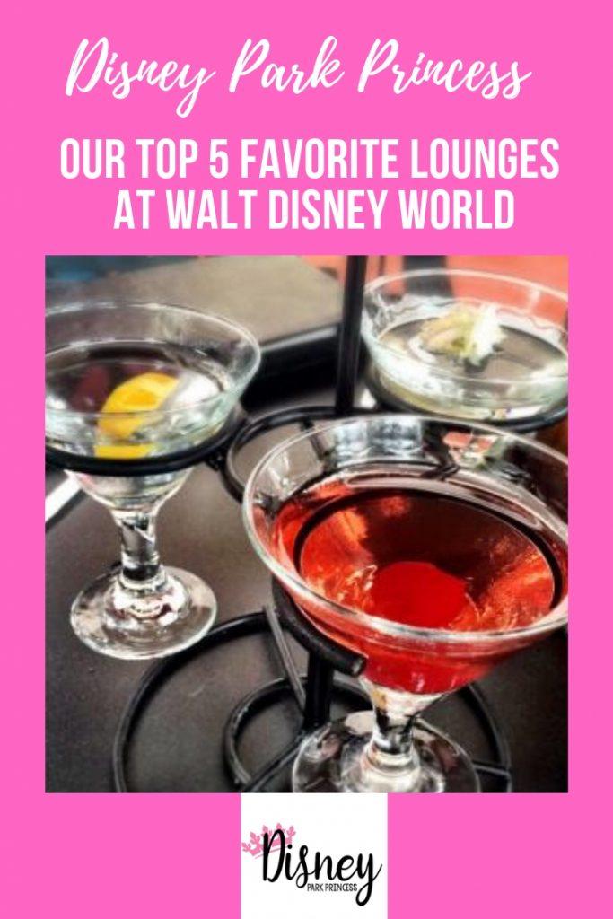 Walt Disney World Lounges