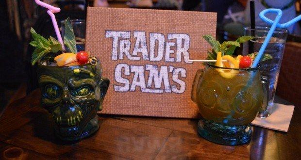 Trader Sam's Lounge Walt Disney World
