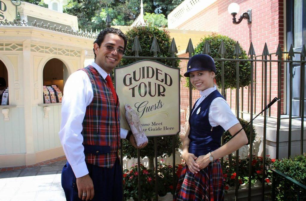 Magic kingdom disneyworld vip tour and line pass experience.
