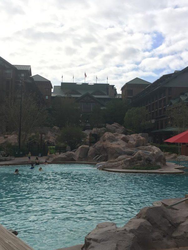 Walt Disney World Wilderness Lodge Pool