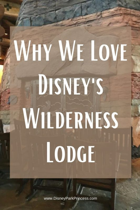 Disney's Wilderness Lodge at Walt Disney World is a respite from the hustle and bustle of the theme parks. Learn why we love this Deluxe Resort so much! #waltdisneyworld #disneyworld #disneyworldhotels #disneyworldresorts #disneyhotels #disneytips #greathotels