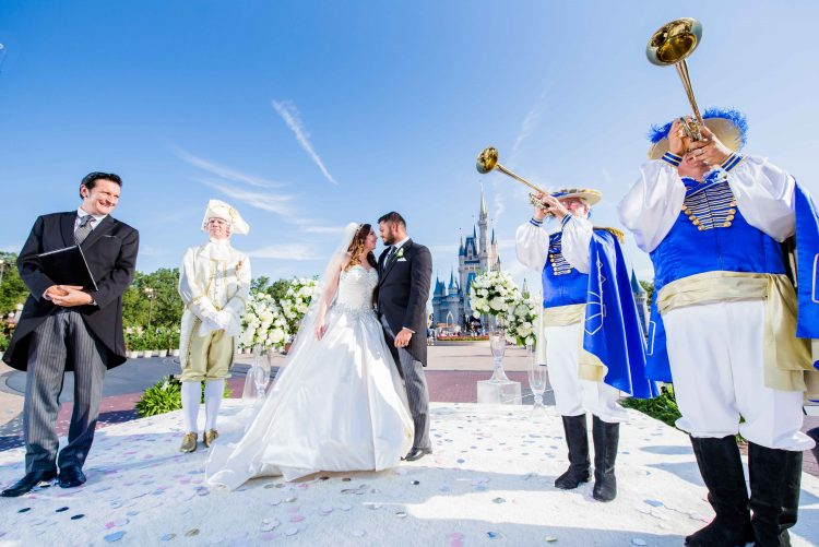 Wedding honeymoon walt disney world