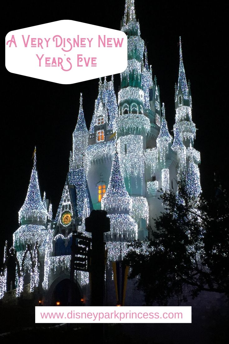 Looking for something to do at a Walt Disney World or Disneyland on New Year's Eve? Look no further! There are so many options in the parks and resorts #disney #newyearseve #disneyholidays