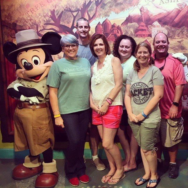 Top 5 Spots to Meet Mickey Mouse at Walt Disney World