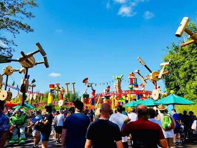 ruin vacation crowds at walt disney world hollywood studios