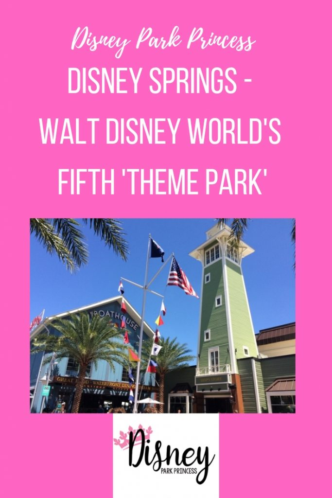 Disney Springs at Walt Disney World is basically a theme park devoted to food and shopping. (Heaven as far as we are concerned!) Learn why Disney Springs should be a must-do for your Disney World vacation! #disneyworld #disneysprings #dining #shopping