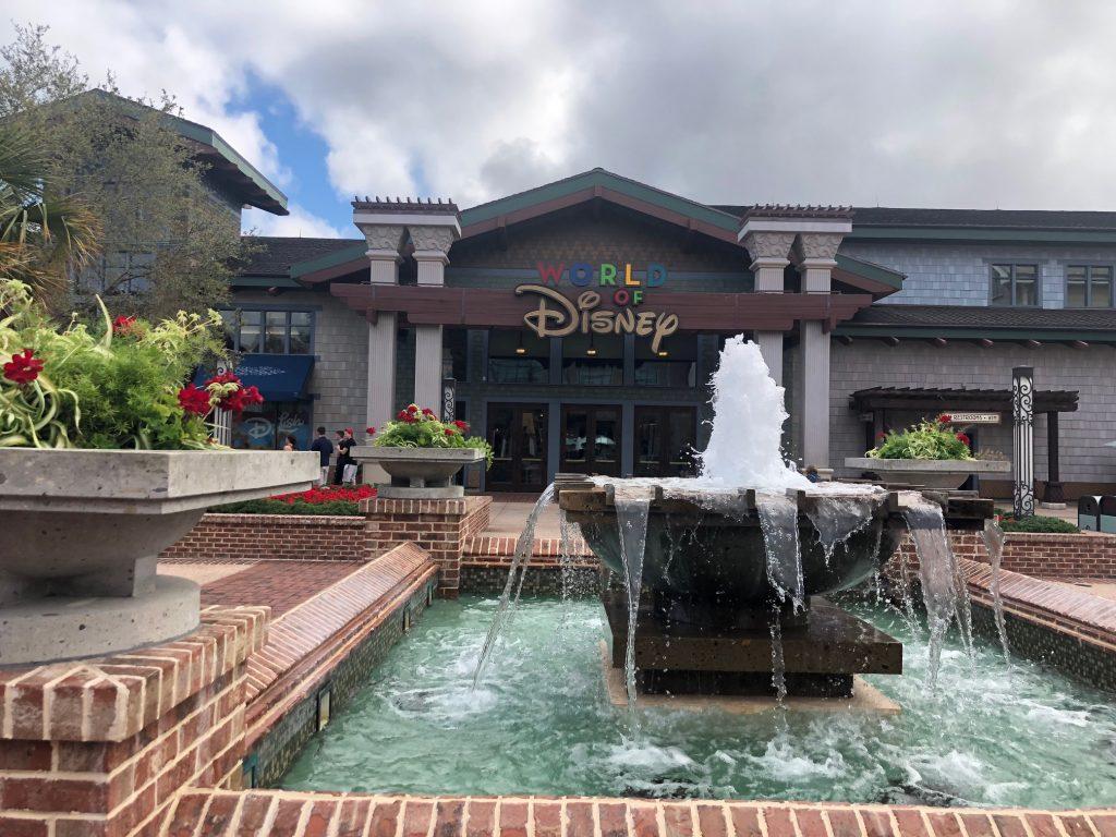 Word of Disney Disney Springs