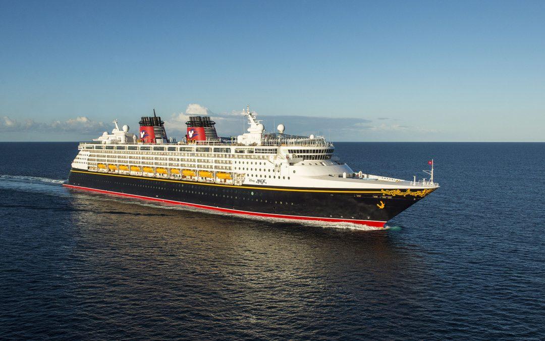 Episode 140- Disney Cruise Line's Restart Plan