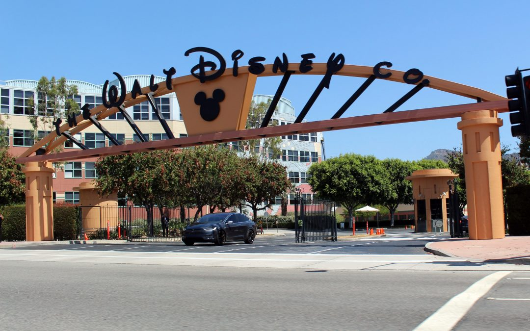 Walt Disney Studios Lot