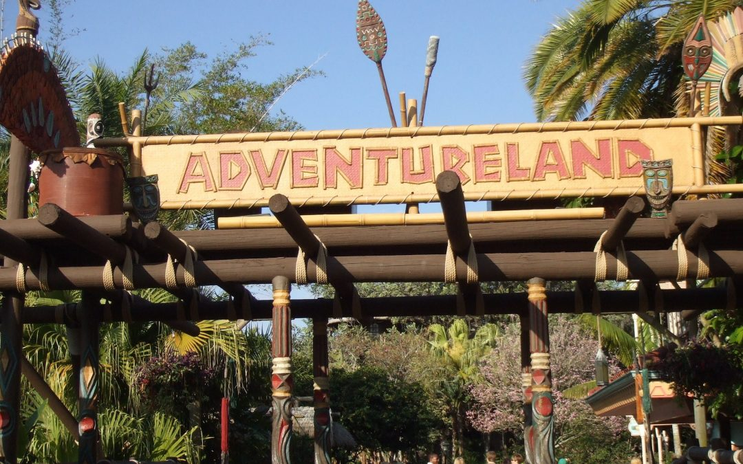 Why I love Adventureland at Magic Kingdom