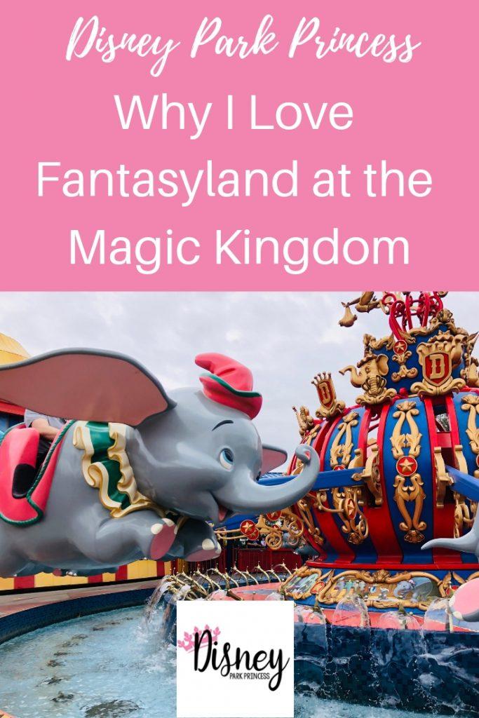 Why We Love Fantasyland in Magic Kingdom at Walt Disney World #magickingdom #fantasyland #waltdisneyworld #disneyworld