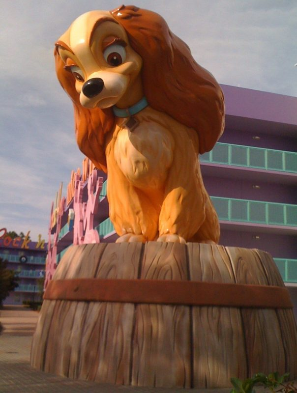 Walt disney world pop century lady and the tramp Top 10 Mistakes