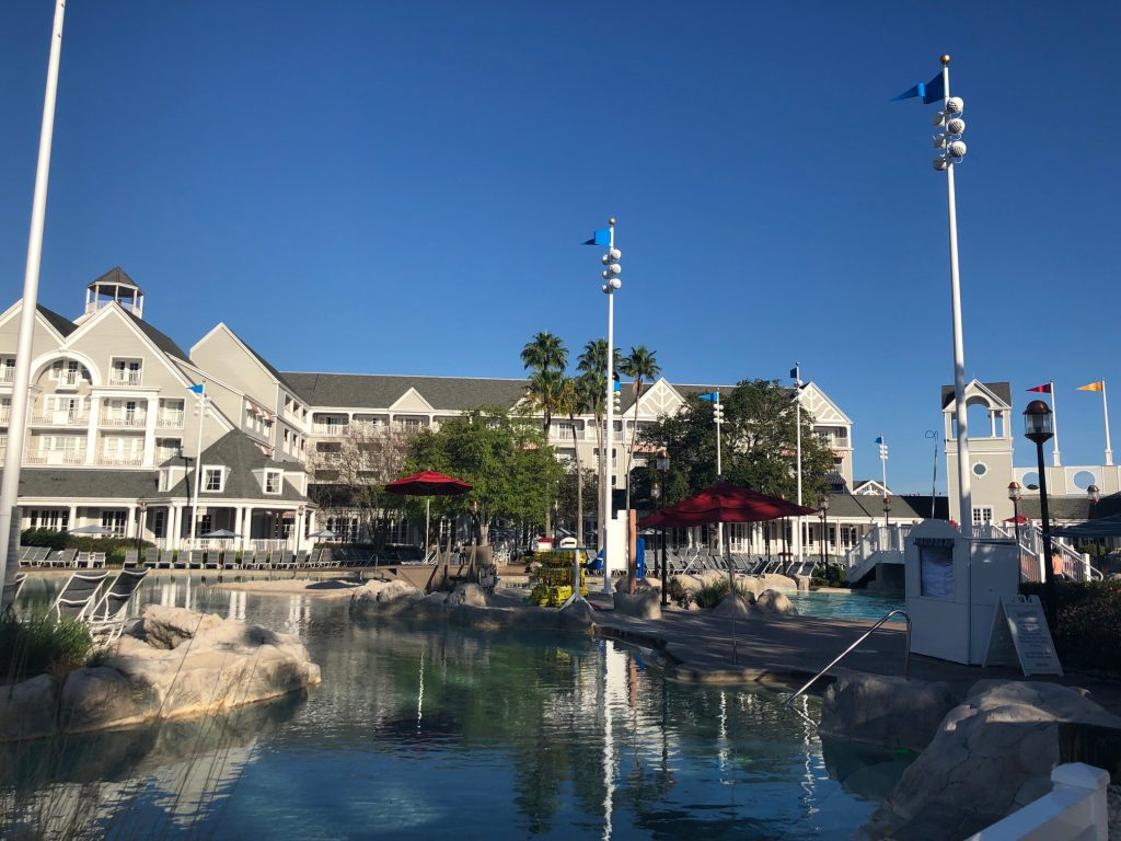 walt disney world beach club stormalong bay