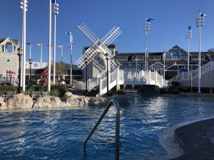 Disney Beach Club Deluxe Resorts