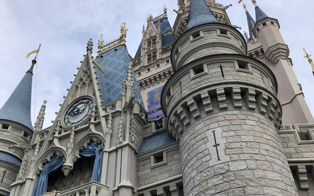 5 Ways to Eat Healthy at Walt Disney World