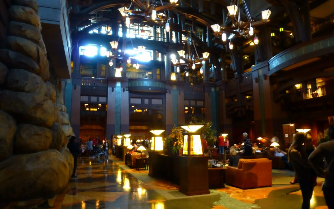 Why I Love Staying at Disney's Grand Californian Resort & Spa