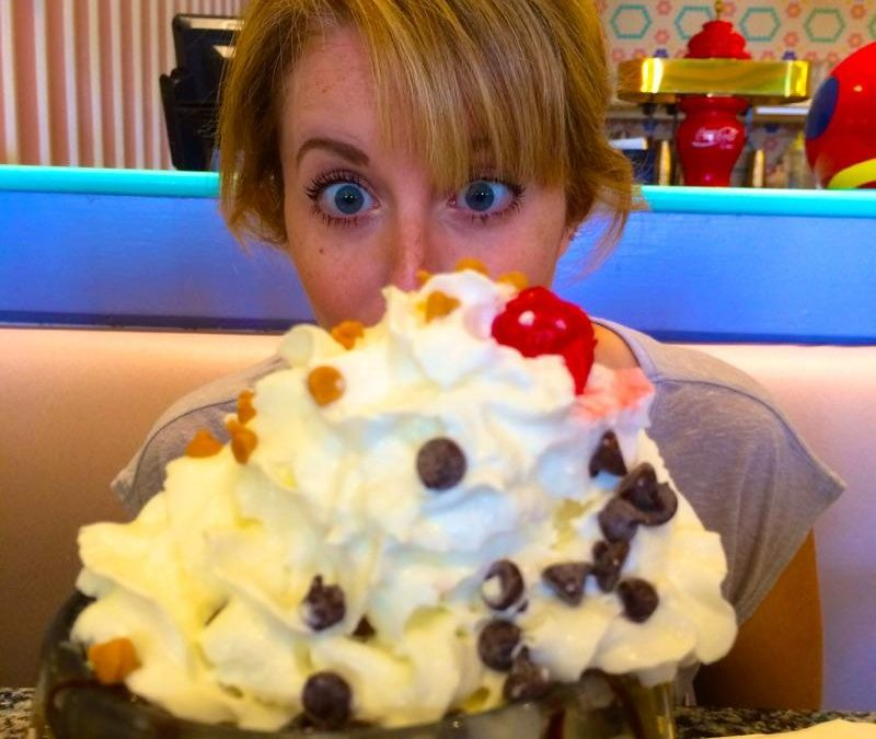 My Very Favorite Thing About a Disney Vacation – The Food!