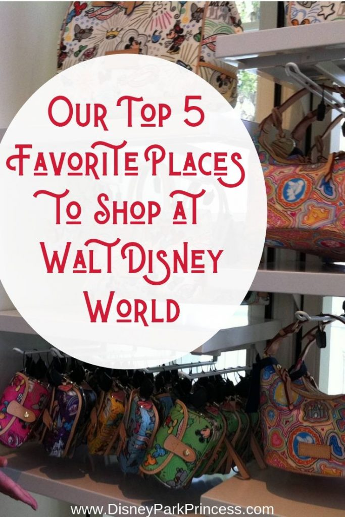 My Top 5 Favorite Places to Find Unique Souvenirs at Walt Disney World. Where can you find unique gifts that will remind you of your trips for years to come? Learn where our favorite shops are for all the best souvenirs! #souvenirs #shopping #waltdisneyworld #disneyworld