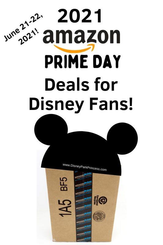 2021 Amazon Prime Day Deals for Disney Fans