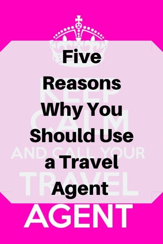 5 Reasons Why You Should Use a Travel Agent