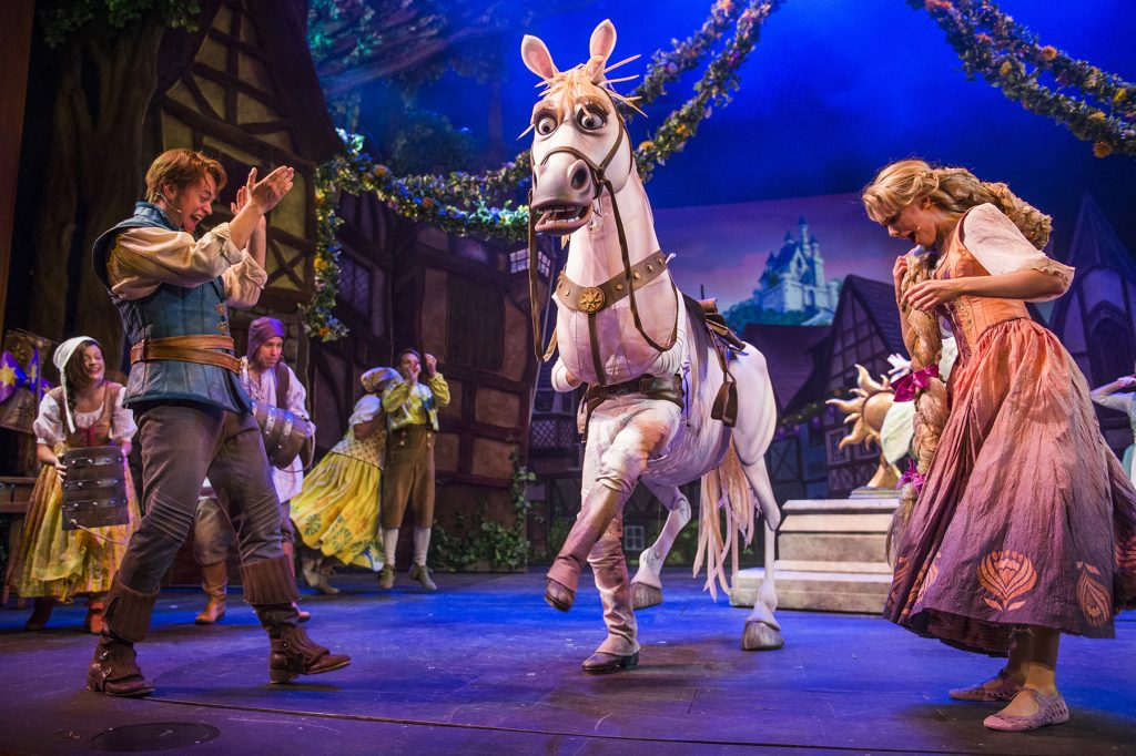 Tangled: The Musical on Disney Cruise Line