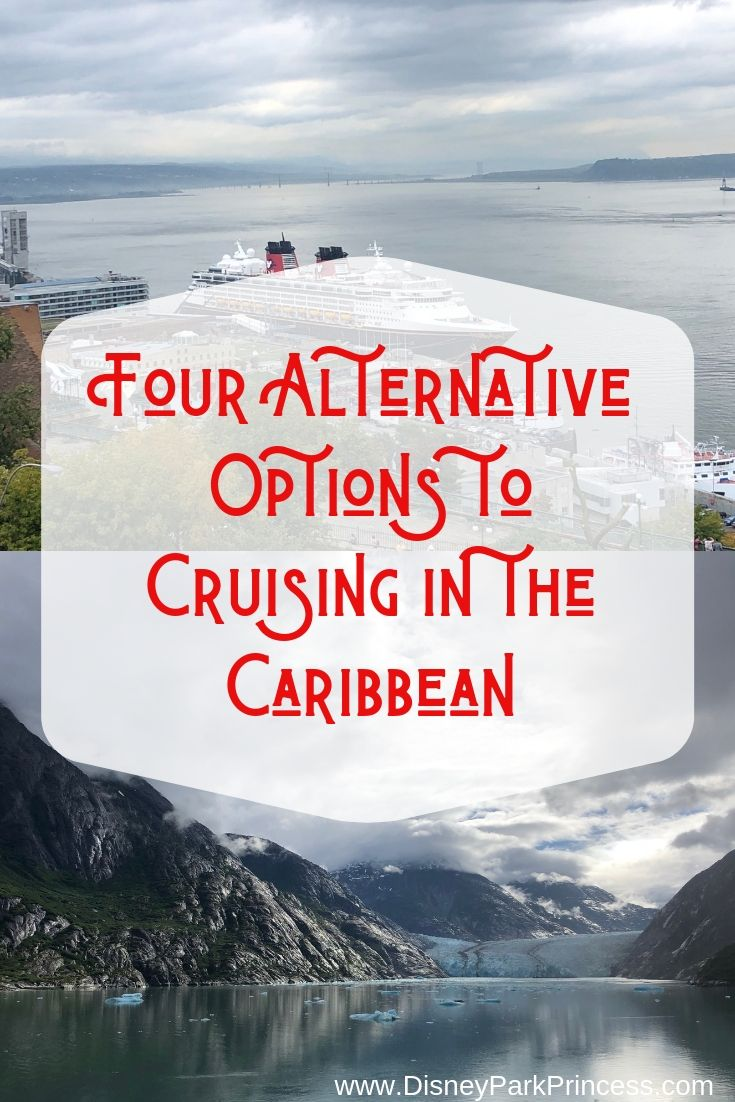 Cruising is not just for the Caribbean! Disney Cruise Line offers itineraries around the world so you can go just about anywhere without worry.