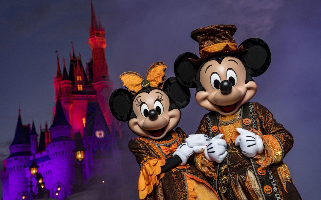 Mickey's Not So Scary Halloween Party at Walt Disney World