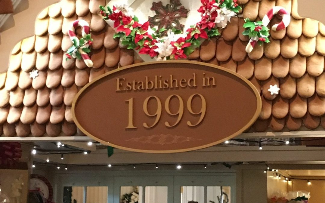 Walt Disney World Grand Floridian Holiday Gingerbread House