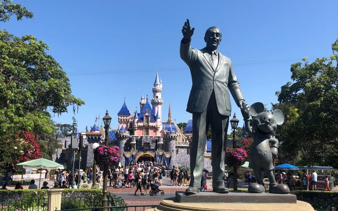 Disneyland Reopening Information