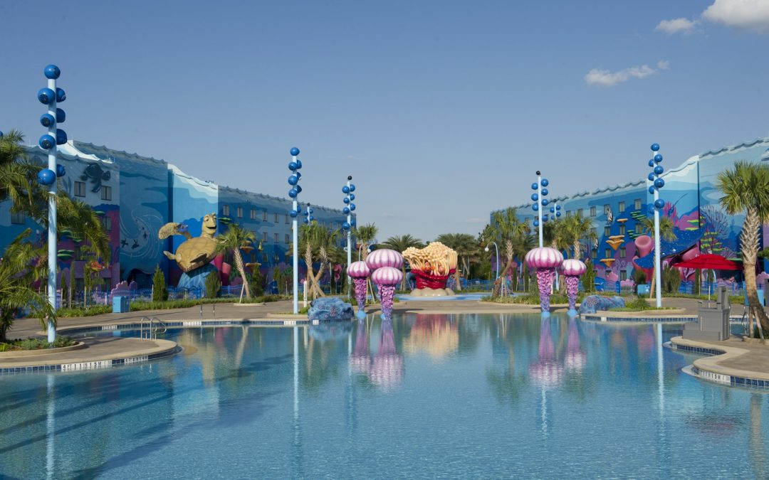 My Top 5 Favorite Pools at Walt Disney World