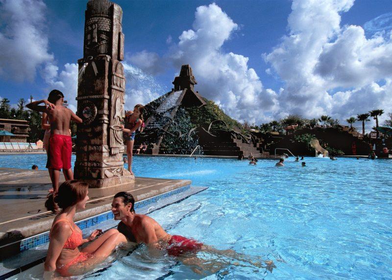 Disney's Coronado Springs Pool Moderate Resorts