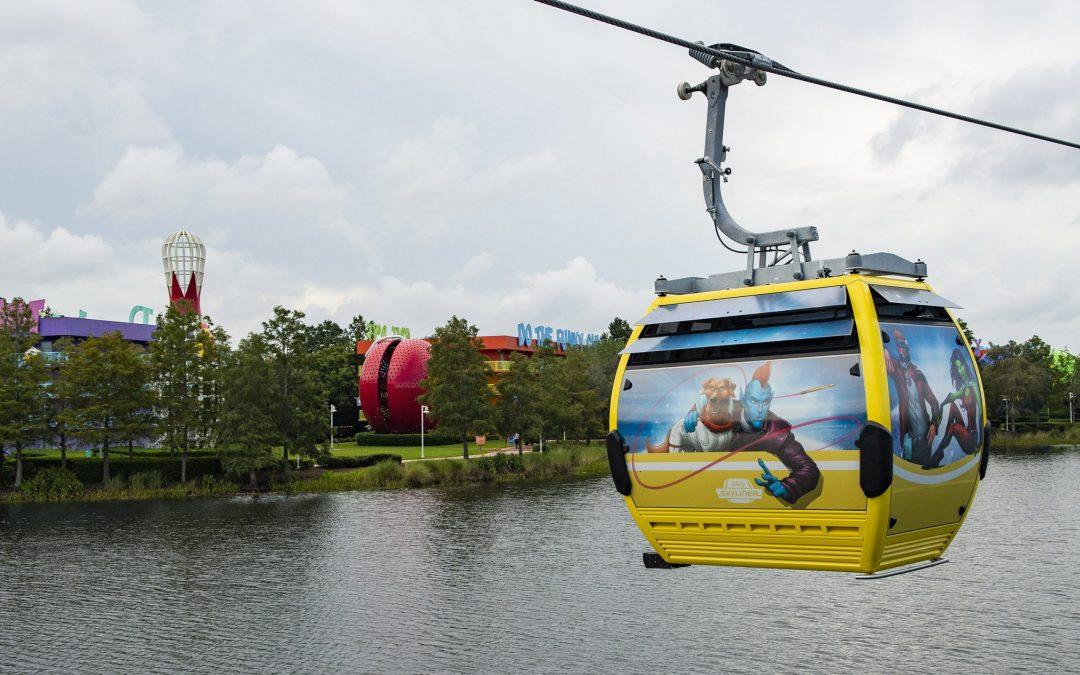 Skyliner Walt Disney World Pop Century