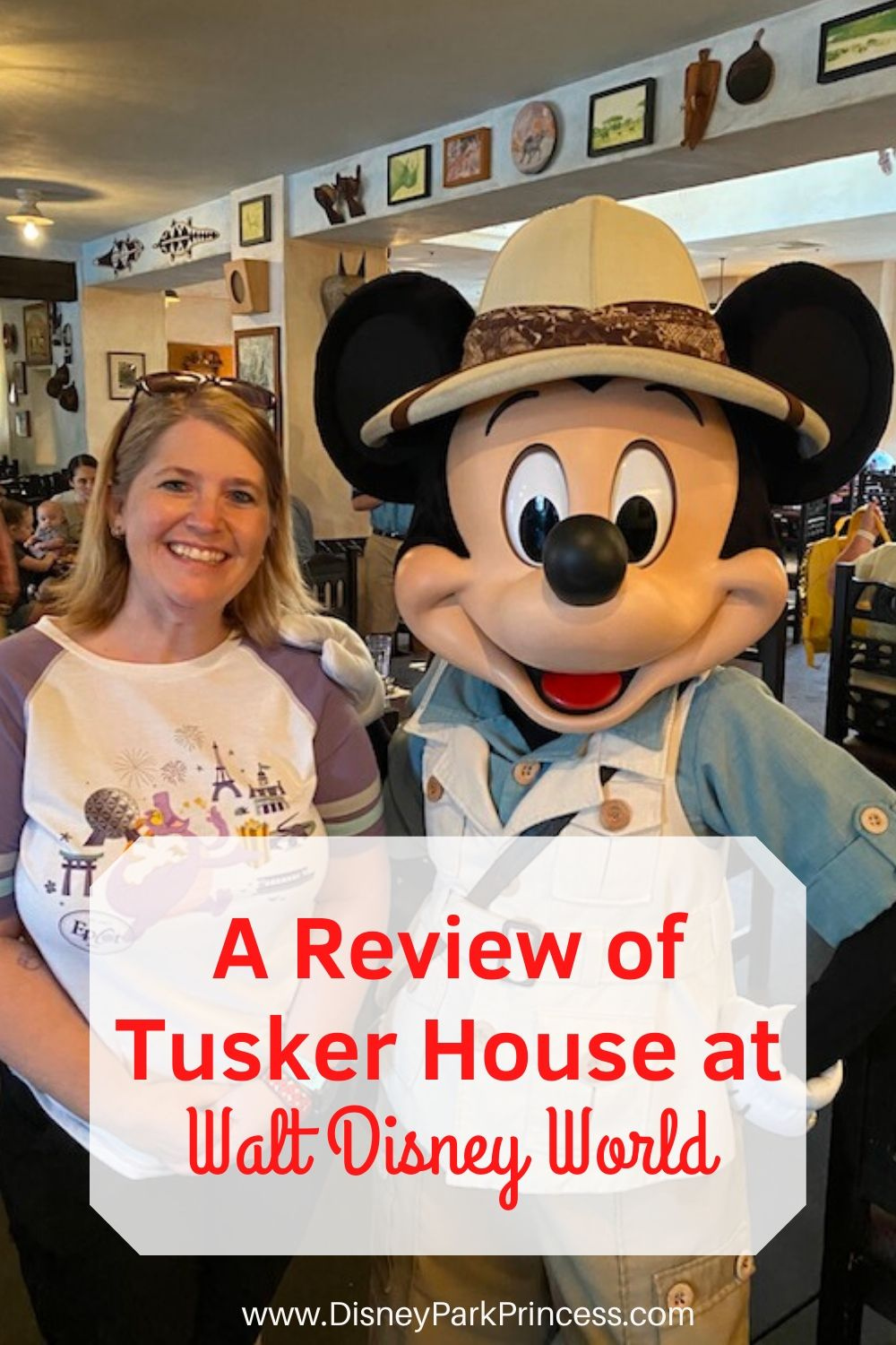 Tusker House is a fantastic character meal at Disney's Animal Kingdom. We ate here on a recent trip. Read along to find out about our experience! #disney #waltdisneyworld #disneysanimalkingdom