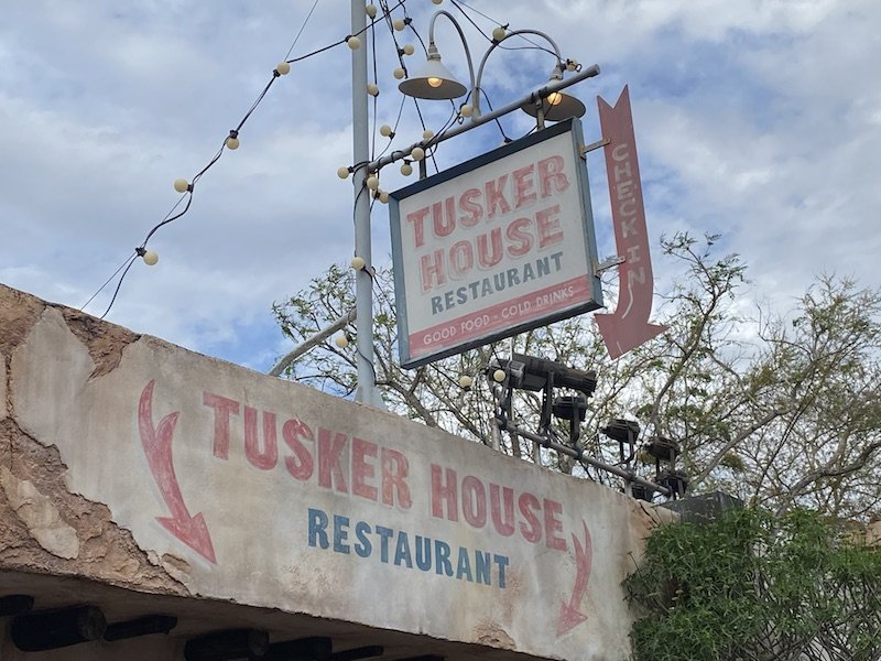 Tusker House Restaurant Review