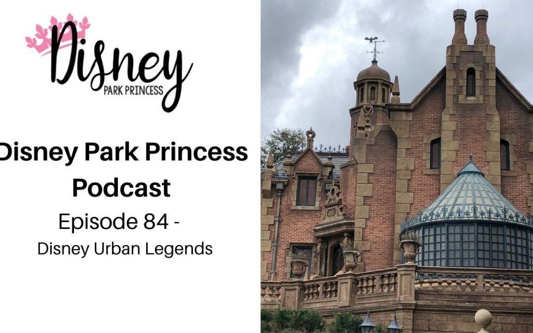 Disney Urban Legends