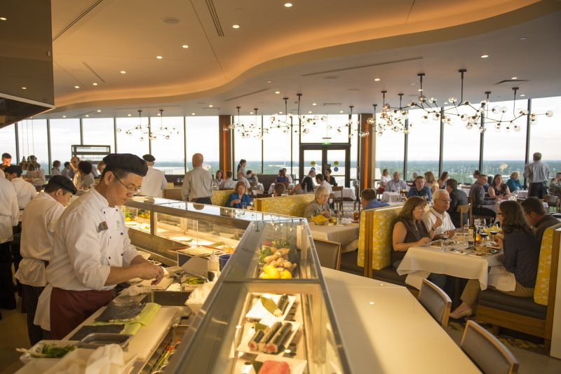 California Grill Signature Restaurant Walt Disney World