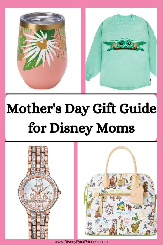 Mother's Day Gift Guide for Disney Moms - Mother's Day is coming up soon! Check out our list of items we are coveting from shopDisney for Mother's Day!