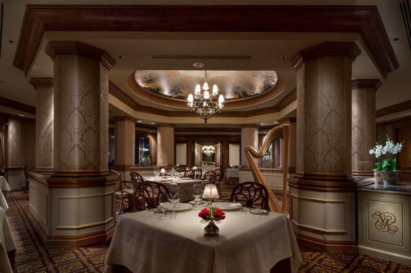 Victoria and Albert's Restaurant Grand Floridian