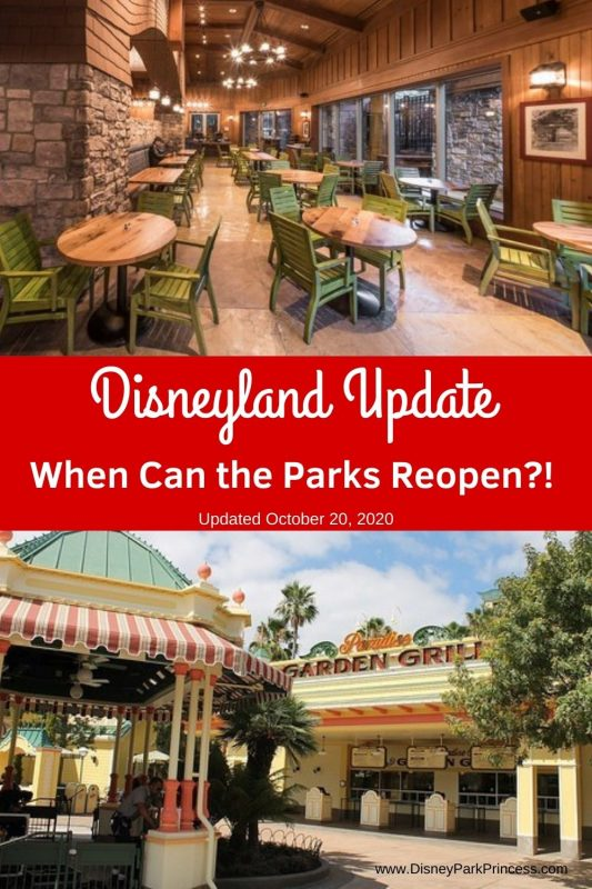 The latest on when Disneyland in Southern California will be allowed to reopen! #disneyland #reopening #disneylandplanning #disney
