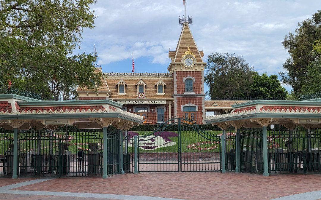 Episode 127- Recap of Disneyland Reopening Weekend