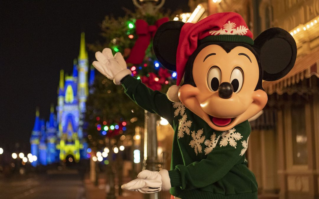 Celebrating the Holidays at Walt Disney World in 2020