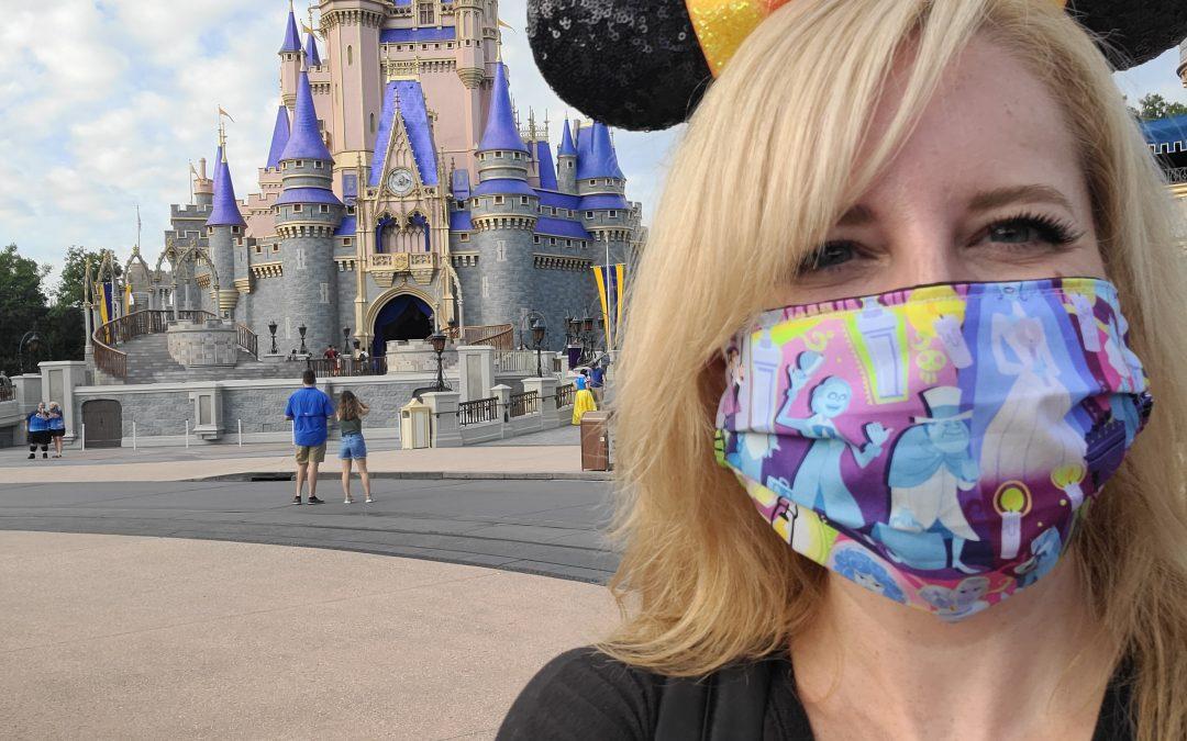 What It's Like to Visit Walt Disney World During the Pandemic